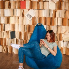 Стильные кресла-мешки для вашего дома и не только!