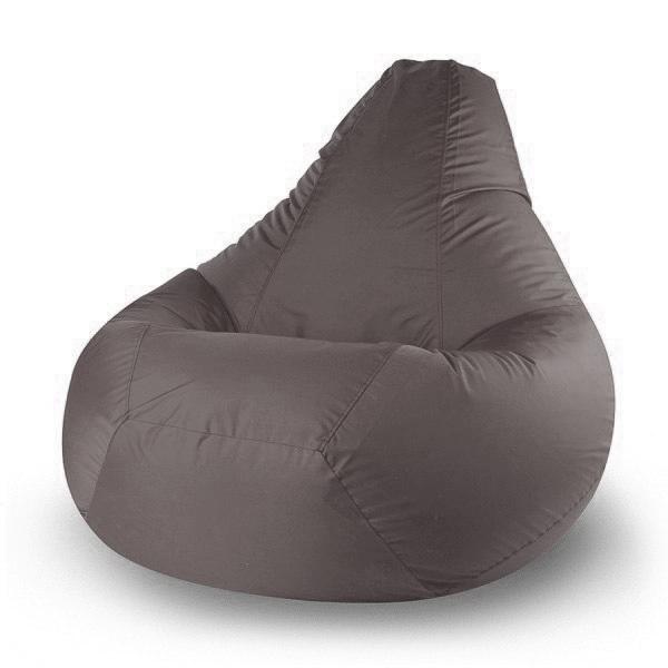 Кресло мешок Дюспо браун