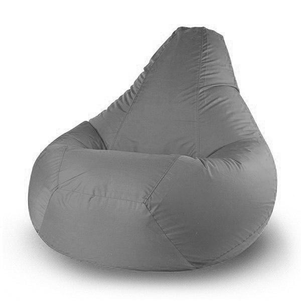 Кресло мешок Дюспо графит