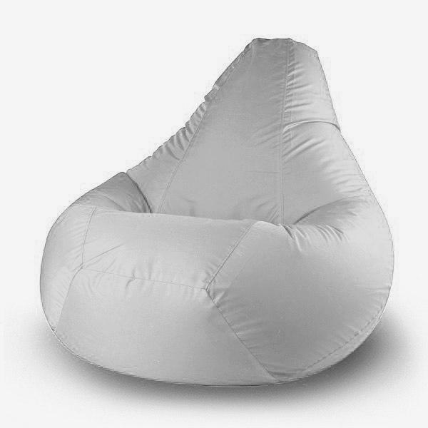 Кресло мешок Дюспо грей