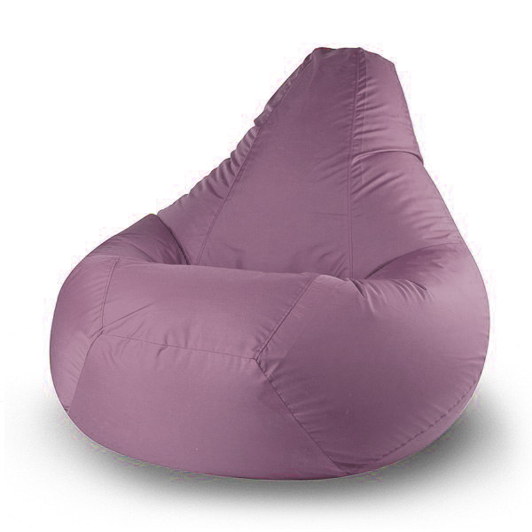 Кресло мешок Дюспо лилак