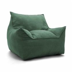 Бескаркасное кресло Империал грин