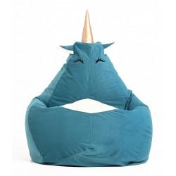 Кресло мешок Единорог ментол