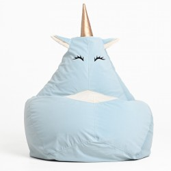 Кресло мешок Единорог тиффани