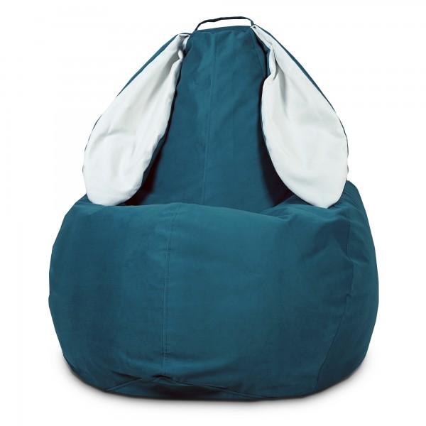 Кресло мешок Зайка ментол